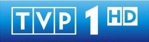 Tak docelowo będzie wyglądać logo TVP1 HD