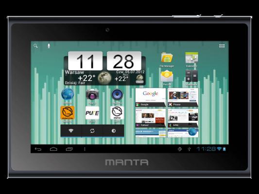 Tablety z DVB-T zastępują przenośne telewizory