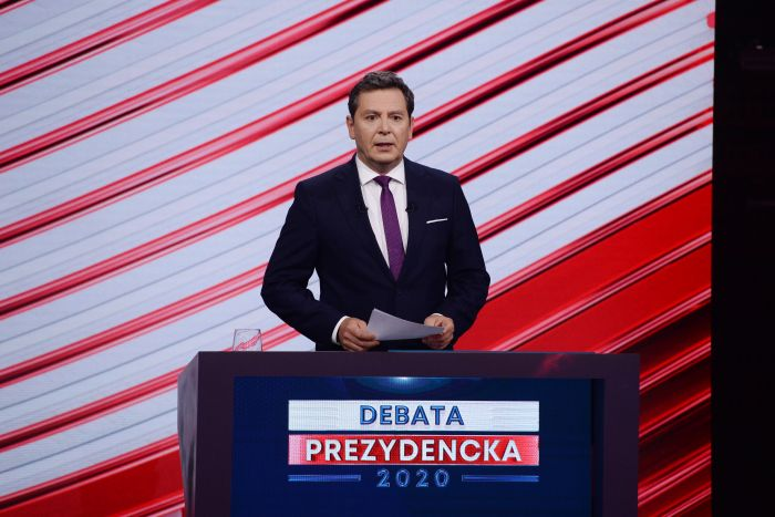 Ile osób oglądało debatę w TVP?