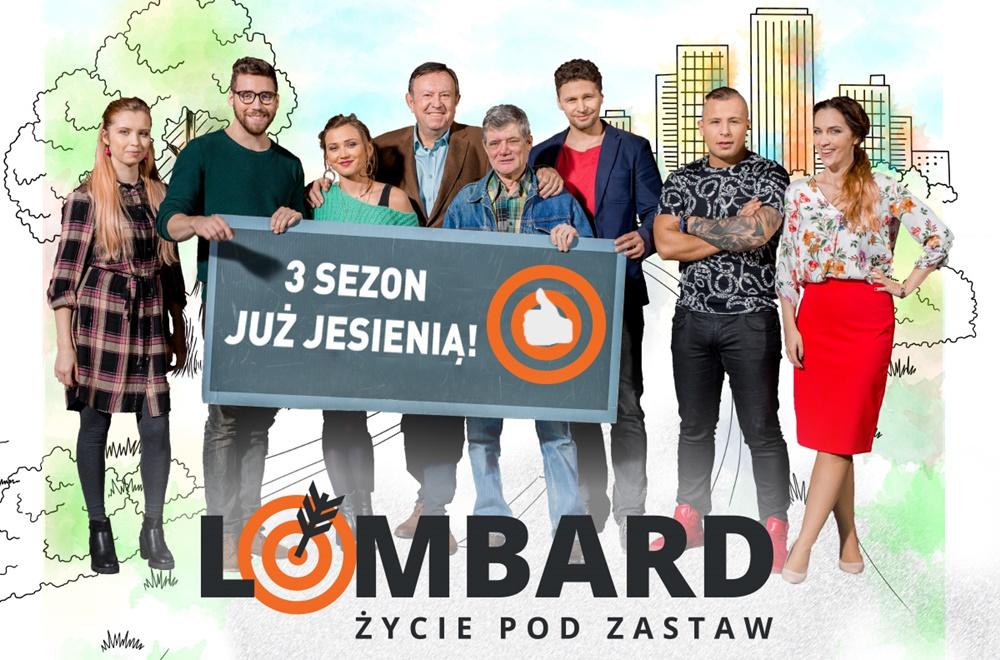 Lombard. Życie pod zastaw - serial w TV Puls