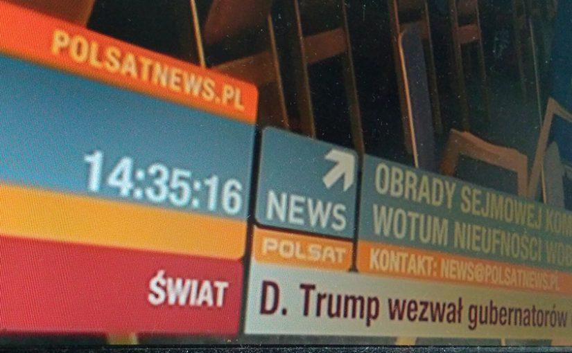 Polsat News HD i Polsat Film HD zniknęły z telewizji naziemnej