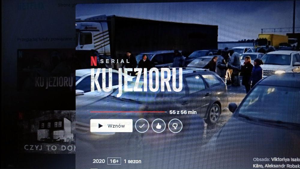Ruskie seriale na Netflix